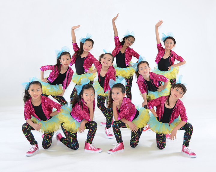 dance studios near cupertino